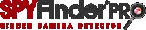 SpyFinder Pro Hidden Camera Detector Logo